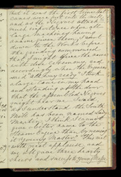 Travel journal of Sir H. W. Martin -Page 121